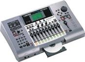 BOSS BY ROLAND Multi-Track Recorder BR1200CD